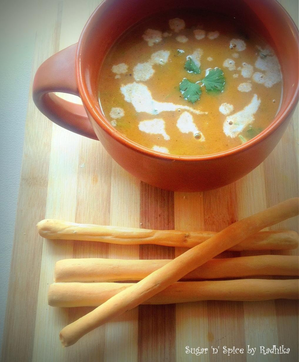 sugar n spice by radhika