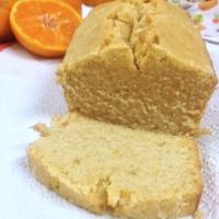 Super Moist Orange Cake