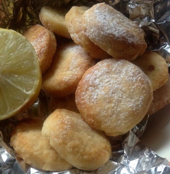 lemon butter biscuits
