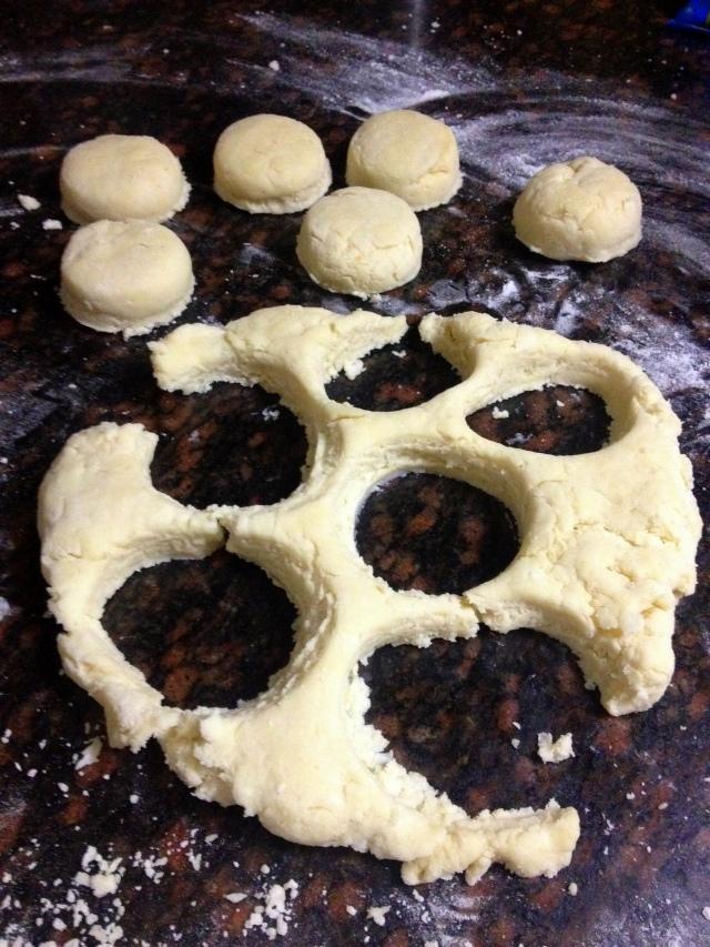 eggless scones