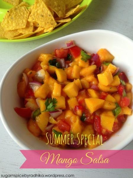 Mango Salsa Summer