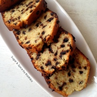 The Best-Chocolate Chip Banana Bread