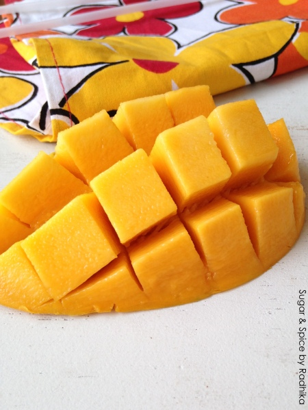 Skinny Mango Smoothie