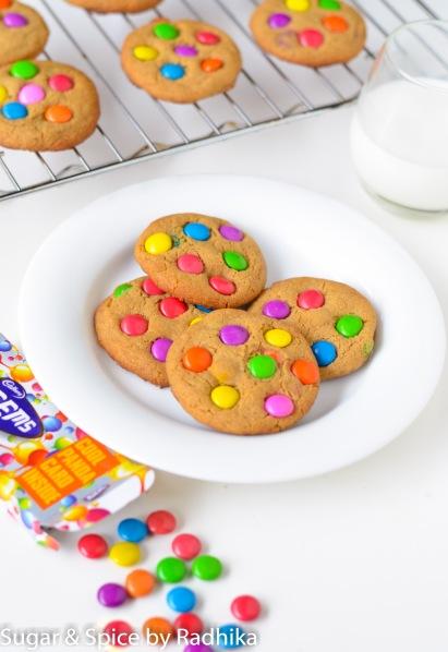 Candy Cookies aka Gems Cookies