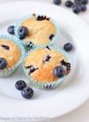 Blueberry Cinnamon Muffins