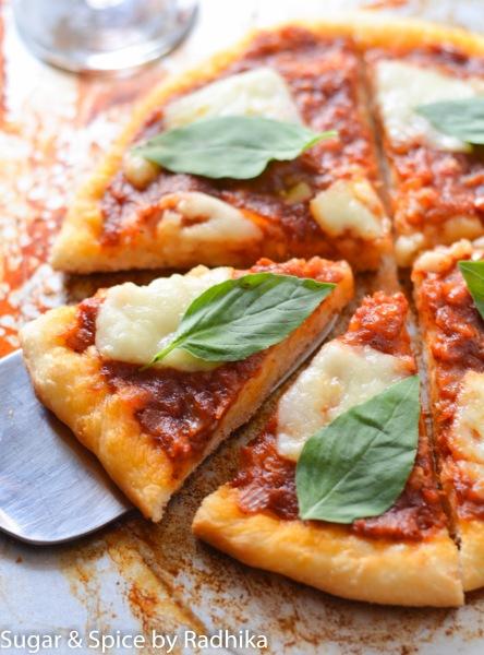 Classic Margherita Pizza