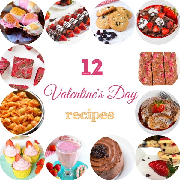 12 Valentine's Day Special Recipes